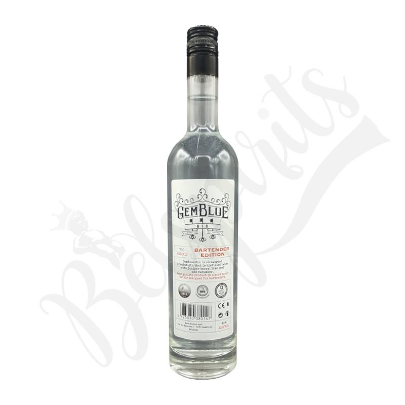 Gemblue Gin - Bartender