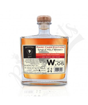 August 17th Whisky Rare Cask W.05 - Banyuls Finish