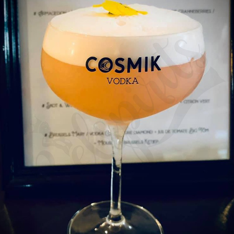 Cosmik Vodka Glass