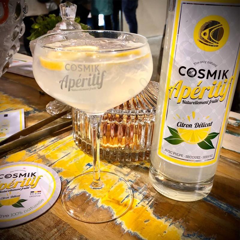 Cosmik Apéritif Glass