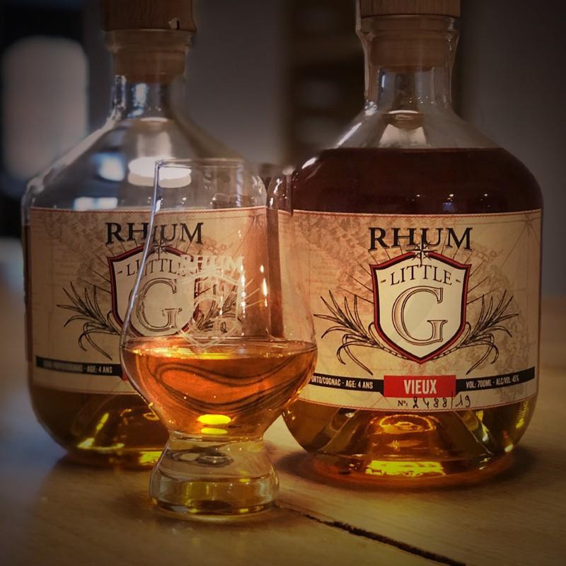 Little G Rhum Glas