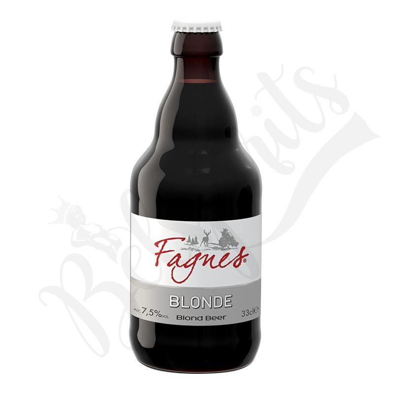 Fagnes Blonde - 33 cl