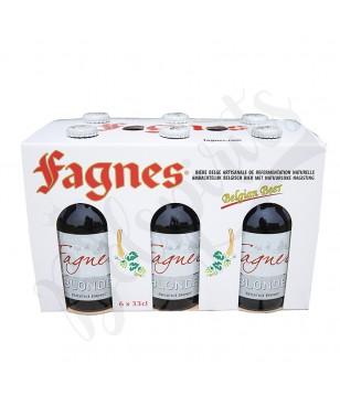 Box Fagnes Blonde - 6 x 33 cl