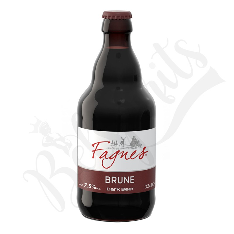 Fagnes Brune - 33 cl