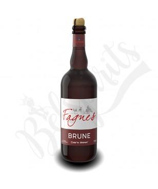 Fagnes Brune - 75 cl