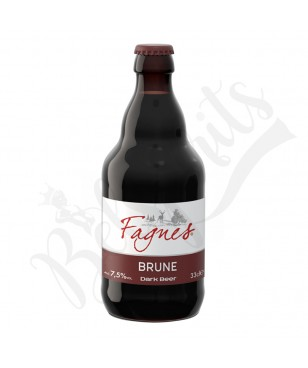 Box Fagnes Brune - 6 x 33 cl
