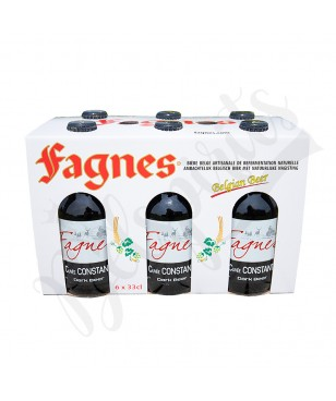 Coffret Fagnes Cuvée Constant - 6 x 33 cl