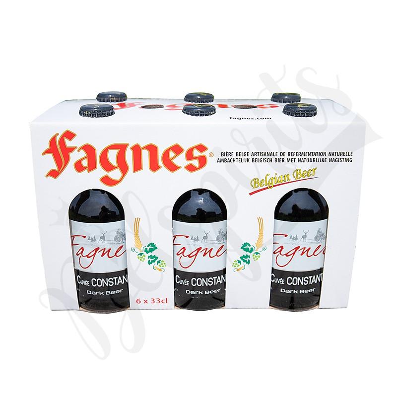Box Fagnes Cuvée Constant - 6 x 33 cl