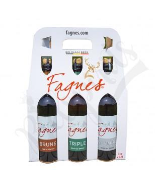Box Fagnes Blonde/Triple/Brune - 3 x 75 cl