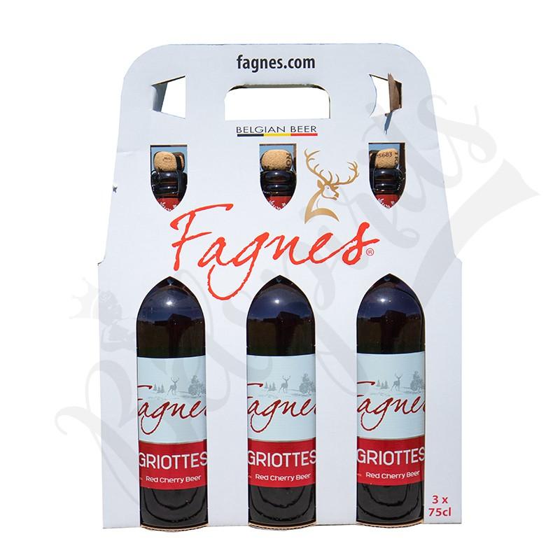 Box Fagnes Griottes - 3 x 75 cl