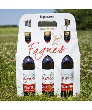 Coffret Fagnes Griottes - 3 x 75 cl