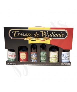 """Box """"Trésors de Wallonie"""""""
