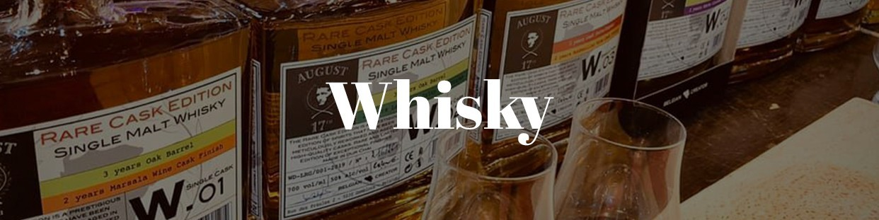 Belgian Whisky - Belspirits - Your whisky specialist