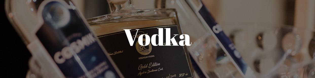 Belgische wodka - Belspirits - Uw wodka specialist