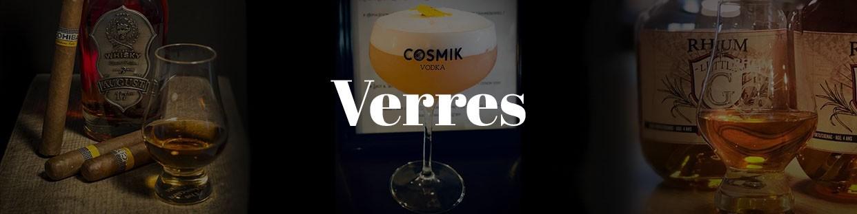 Verre - Belspirits - Votre spécialiste en alcool belge