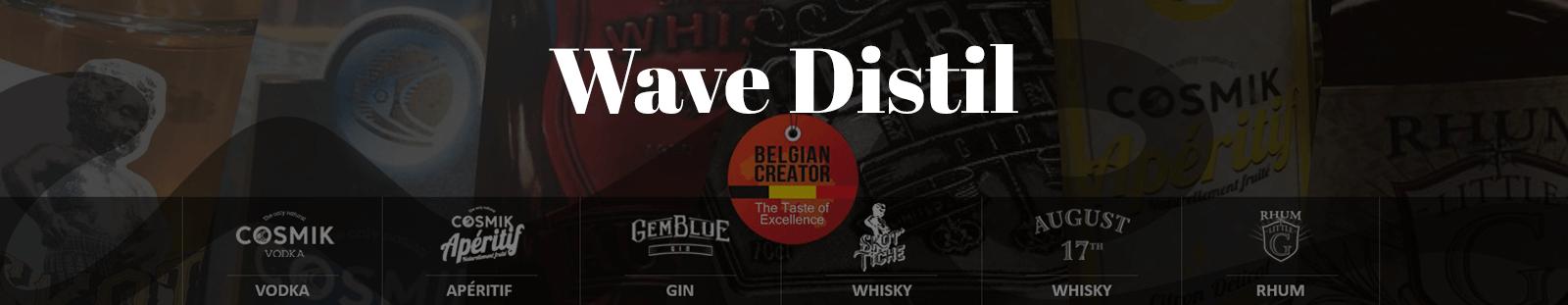 Wave Distil - Distillerie belge
